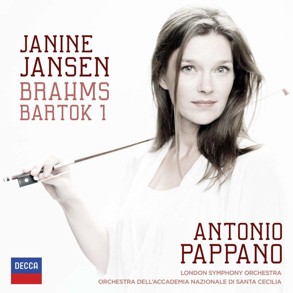 Brahms: Violin Concerto; Bartók: Violin Concerto No. 1